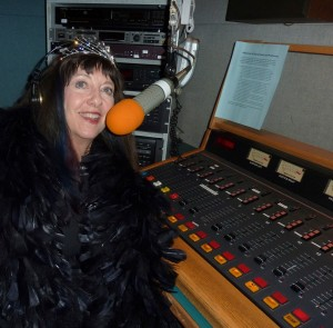 Gail Storey radio interview