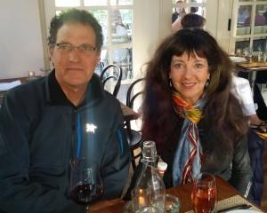 Porter & Gail at Los Poblanos